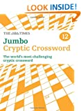 The Times Jumbo Cryptic Crossword Book 12 (Crosswords)