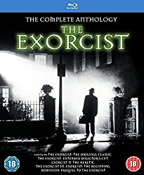The Exorcist - Complete Anthology [Blu-ray] [2015]