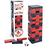 USAopoly 110570 Boston Red Sox Jenga