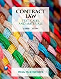img - for Contract Law: Text, Cases, and Materials book / textbook / text book