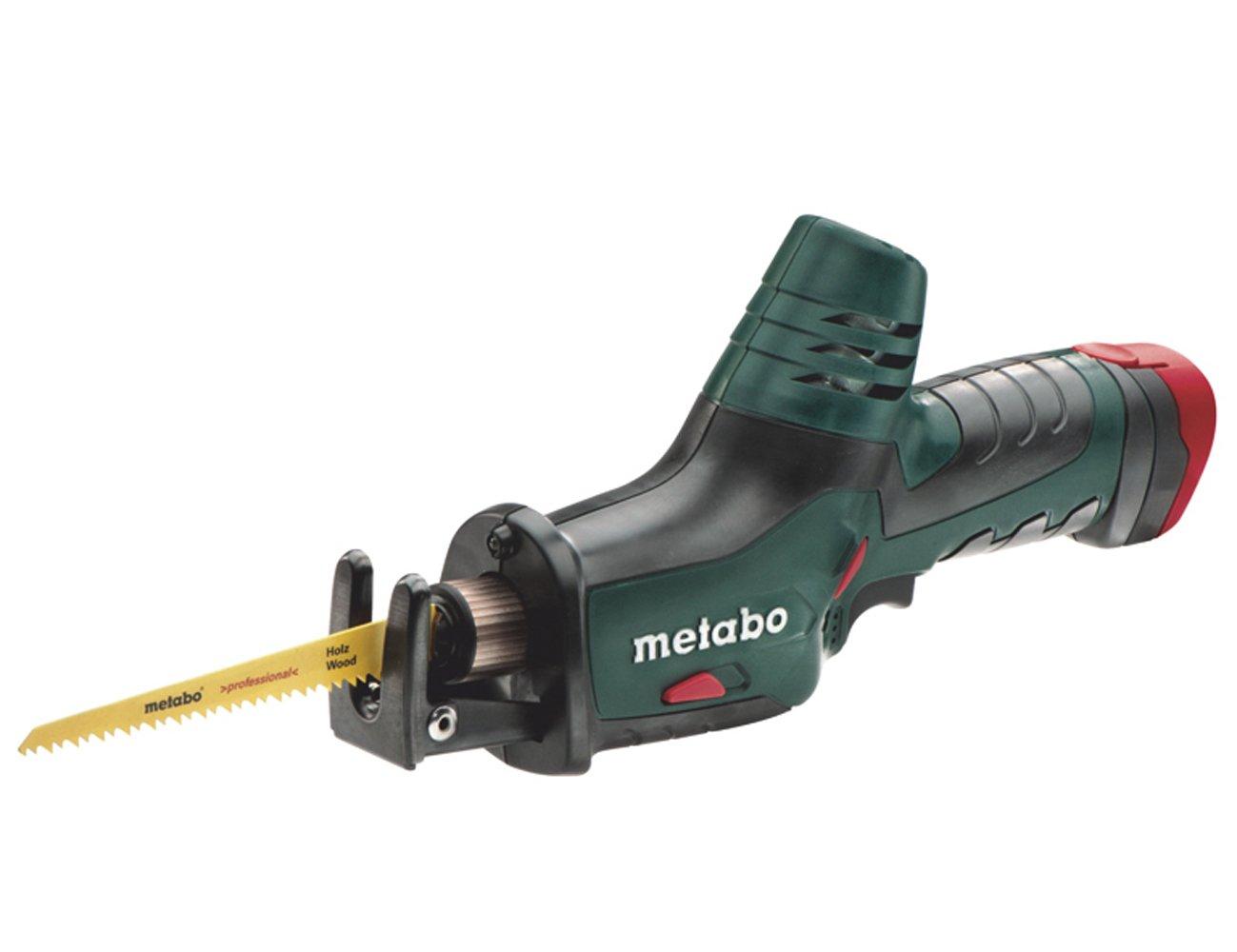 Metabo 602264500 AkkuSäbelsäge PowerMaxx ASE  BaumarktBewertungen und Beschreibung