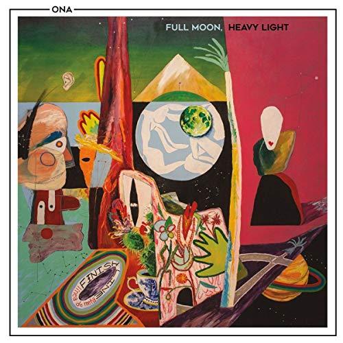 Vinilo : ONA - Full Moon, Heavy Light