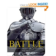 Battle: A Visual Journey Through 5,000 Years of Combat (Paperback)