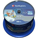 Verbatim 43812 read/write blu-ray disc (BD)