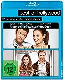 Freunde mit gewissen Vorzügen/Der Glücksbringer - Best of Hollywood/2 Movie Collector's Pack [Blu-ray]