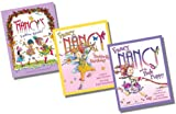 Jane O'Connor Fancy Nancy Collection - 3 Books RRP £15.97 (Fancy Nancy and the Butterfly Birthday; Fancy Nancy and the Posh Puppy; Fancy Nancy's Fashion Parade)