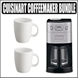 Cuisinart DGB-625BC Grind-and-Brew 12-cup Automatic Coffeemaker Brushed Chr ....