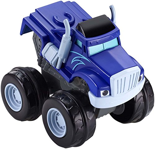 Blaze-y-los-Monster-Machines-Vehculo-SlamGo-Crusher-Mattel-CGK24