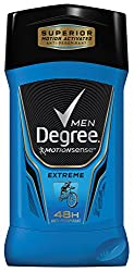 Degree Men Adrenaline Series Antiperspirant & Deodorant, Extreme 2.7 Oz (Pack Of 2)