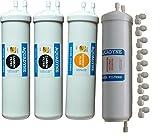Complete RO Service Filter Kit for Aquaguard Aquasure Nano RO Water Purifiers