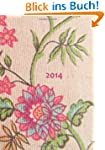 Kalender 2014 - Blumen: DIN A 5, 1 Wo...