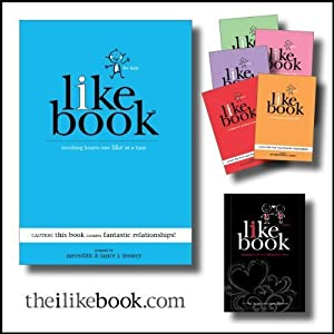 the i LIKE book-for kids (Blue)