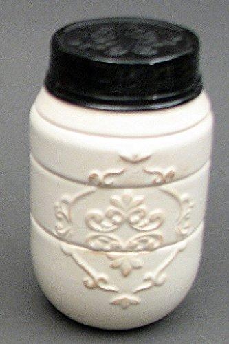 SkuBros Ceramic Mason Jar Measuring Cup 4 pc Set