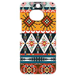 a AND b Designer Printed Mobile Back Cover / Back Case For HTC One M9 Plus (HTC_M9Plus_3D_1778)
