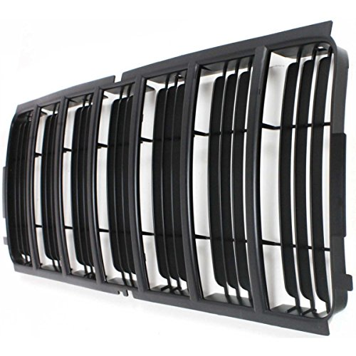 Diften 102-A3401-X01 - New Grille Insert Grill Black Jeep Liberty 2004 2003 2002 CH1200243 55156609AB (Jeep Liberty Grill compare prices)