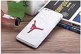 (ジョーダン)Jordan iPhone 6 Plus スマホケース カバー アイフォン 6 プラス ファッションデザイン iPhone6 アイフォン6 カバー ブランド ソフトケース hiphop ヒップホップドクロ iPhone5 5S jordan バスケットボール (6/6S, 8)