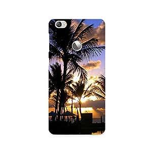 TAZindia Designer Printed Hard Back Case Mobile Cover For LeTv 1S