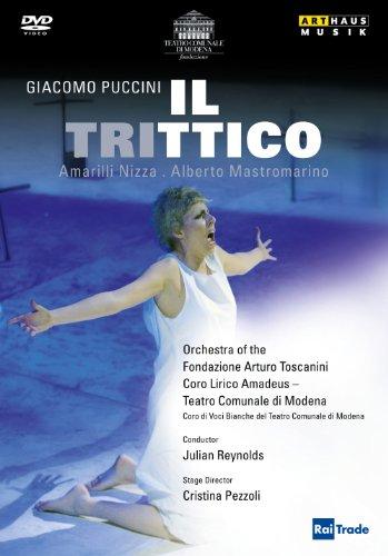 Il Trittico - Il Tabarro - Suor Angelica - Gianni Schcchi [Italia] - Puccini - DVD