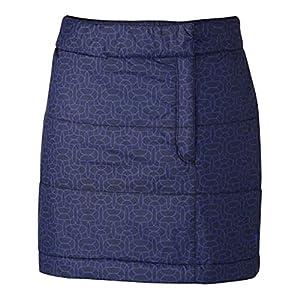 Mountain Hardwear - Trekkin Printed Skirt (Ebony Blue) Women's Skirt