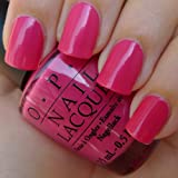 OPI Nail Lacquer Mexico Collection NLM23 Strawberry Margarita