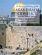 Concise History of the Arab-Israeli…