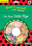 Ladybird Read It Yourself: Three Little Pigs book and CD: Read It Yourself Level 2