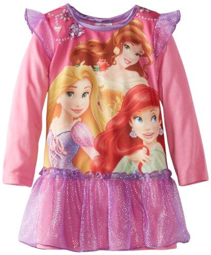 Disney Princess Toddler Bed 5924 front