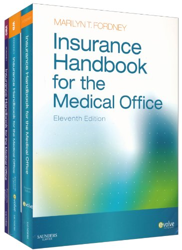 Insurance Handbook for the Medical Office - Text,...