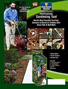 Awesome Auger Professional Gardening Tool