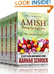 Amish Young Spring Love Box Set (Amis...