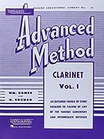 Rubank Advanced Method - Clarinet: 1