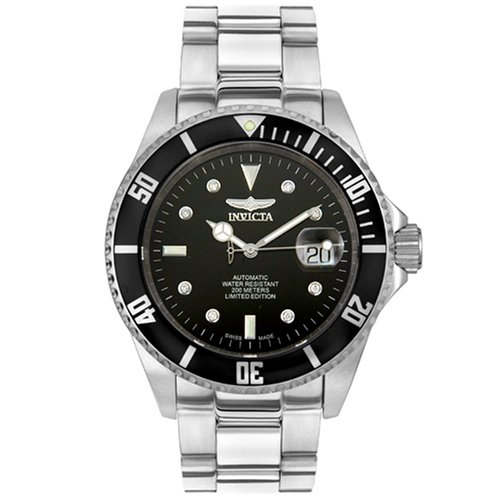 Buy Invicta Men's Pro Diver Collection Limited Edition Diamond Watch #3824