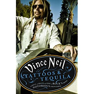 Buy Tattoos & Tequila by Vince Neil