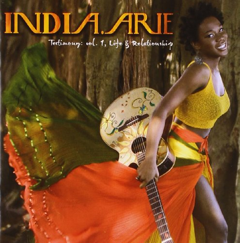 India Arie - Testimony : Vol.1, Life & Relationship - Zortam Music