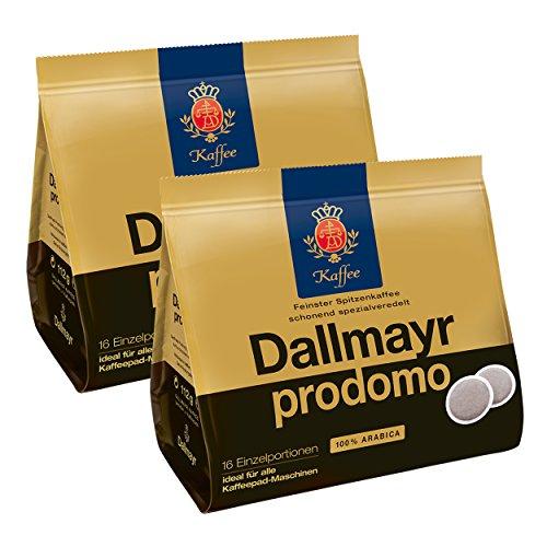 caffe-dallmayr-compresse-prodomo-arabica-caffe-pad-di-una-spitenkaffee-32-compresse