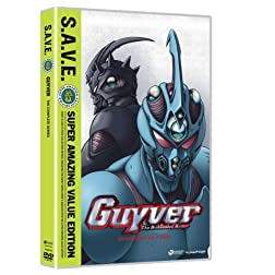 Guyver: Complete Box Set S.A.V.E.