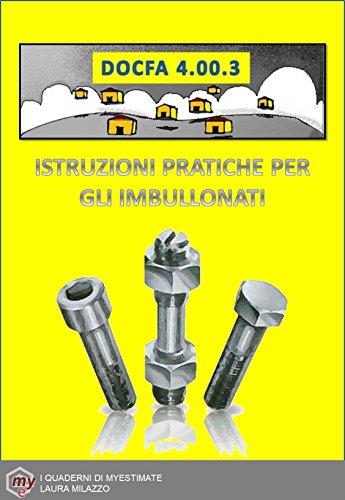 Docfa 4003 Istruzioni pratiche per gli imbullonati i quaderni di MyEstimate PDF