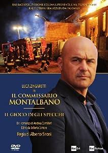 Amazon.com: Il Commissario Montalbano - Il Gioco Degli Specchi: Cesare