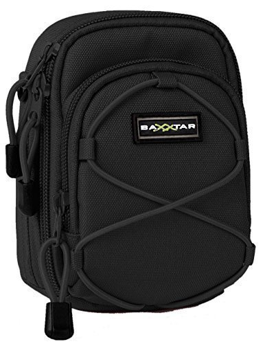baxxtar-ii-black-digital-camera-bag-case-for-canon-powershot-sx170-sx160-g15-nikon-coolpix-p7100-sam