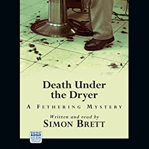 Death Under the Dryer | [Simon Brett]