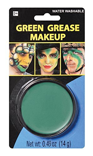 Green Grease Make-Up .49 oz.