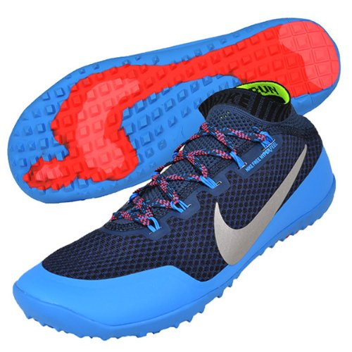 pictures of Mens Nike Free Hyperfeel Run Trail (616247-404) size: 9