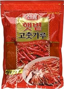 Singsong Korean Hot Pepper Fine Type Powder, 1.10 Pound