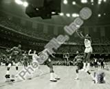 Michael Jordan University of North Carolina Game winning basket in the 1982 NCAA Finals against Georgetown - 8x10 Photo