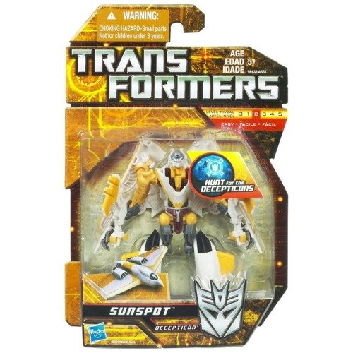 Transformers Hunt for the Decepticons Sunspot Hasbro Scout Class Action Figure (japan import) bestellen