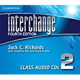 Interchange Level 2 Class Audio CDs (3) (Interchange Fourth Edition)