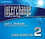 img - for Interchange Level 2 Class Audio CDs (3) (Interchange Fourth Edition) book / textbook / text book