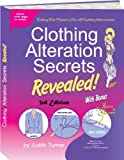 Clothing Alteration Secrets Revealed (3rd edition) (0980352525) by Judith Turner