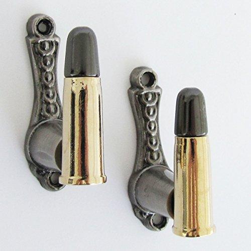 2 Bullet Case Hooks