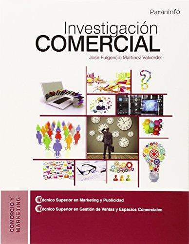 investigacion comercial marketing: